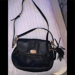 Black Micheal Kors cross body